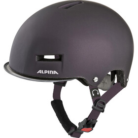 Alpina Grunerlokka - Casque de vélo - violet